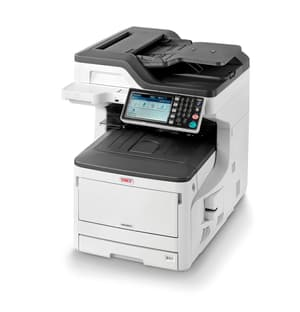 MC853dn WLAN Laser Multifunktionsdrucker