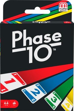 Phase 10 Basis Kartenspiel (sprachneutral)