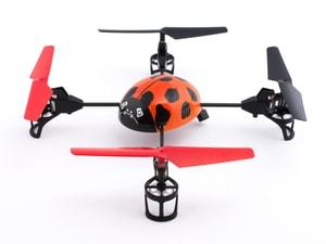 Mini Quad Drone orange