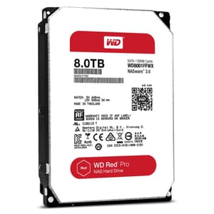"interne Festplatte Red PRO 8TB NAS SATA 3.5"""