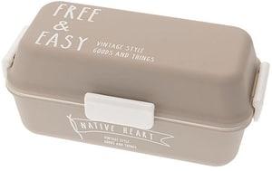 Free & Easy Grau
