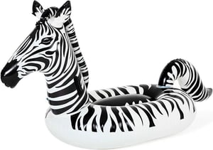 Lights 'n Stripes Zebra Float