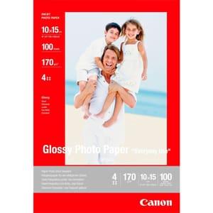 GP-501 Photo papier 10x15cm brillant