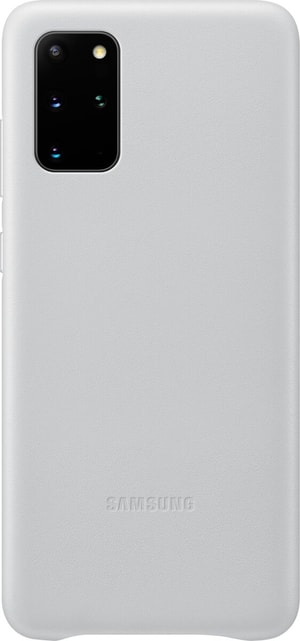 Hard-Cover Leather light gray