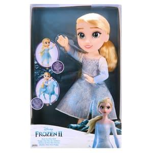 Frozen 2 Dark Sea Elsa Talking Doll