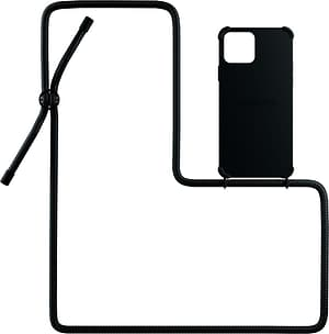 Necklace Case All Black iPhone 12 / 12 Pro