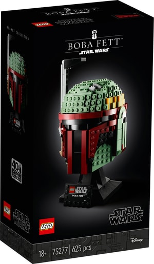 Star Wars 75277 Boba Fett™ Helm
