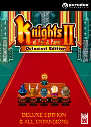 PC/Mac - Knights of Pen and Paper 2: Deluxiest Edition