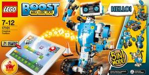 BOOST 17101 Programmierbares Roboticsest