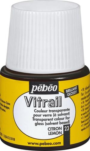 Pébéo Vitrail glossy lemon 23