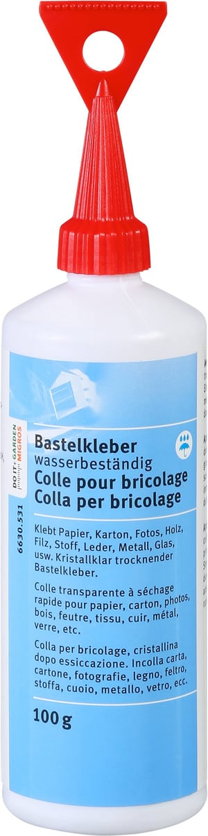 Colla per bricolage resistente all acqua