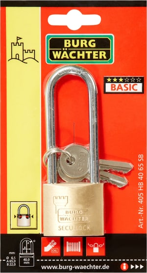 Cadenas Secu-Lock 405 HB 40 65