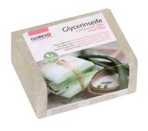 Sapone glicerina ecologico Aloe Vera 500g trasparente
