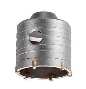 Hohlbohrkrone Hartmetall 66 mm