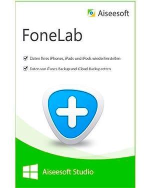 FoneLab - iPhone Daten Wiederherstellung PC (D)