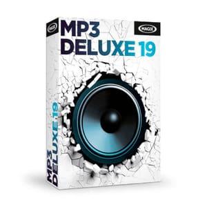 PC MAGIX MP3 Deluxe 19 DE