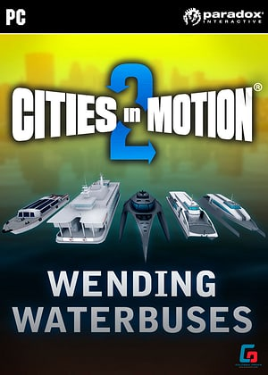 PC/Mac - Cities in Motion 2: Wending (D/E)