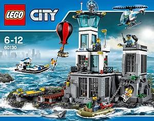 City La prison en haute mer 60130
