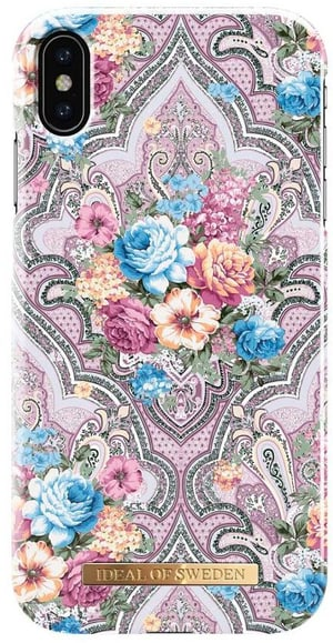 Hard Cover Romantic Paisley