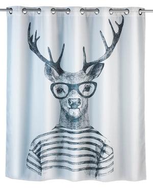 Duschvorhang Mr. Deer Flex Anti-Schimmel