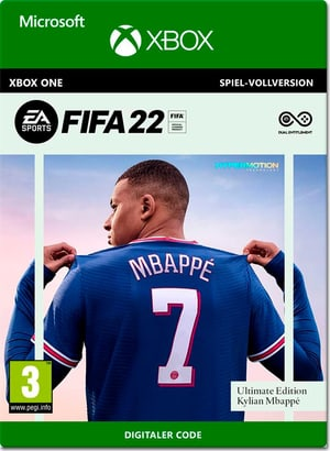 Xbox One - Fifa 22 Ultimate Edition