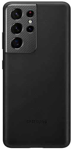 Leather Cover Black