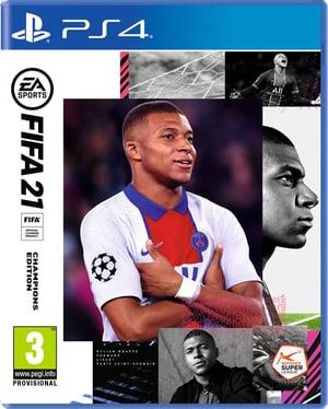 PS4 - FIFA 21 Champions Edition