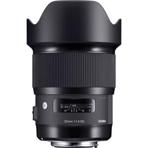 20mm F1.4 DG HSM Nikon