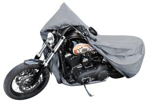 Motorrad Abdeckung L