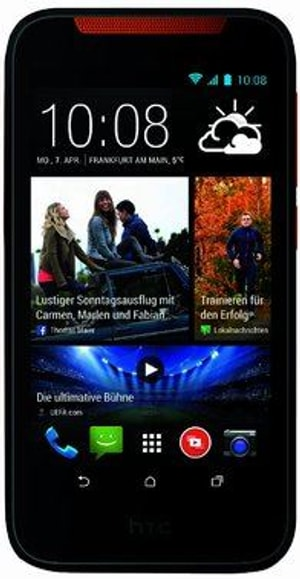 HTC DESIRE 310 Smartphone orange