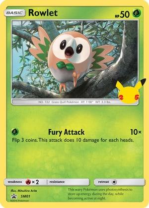 Oversize Card 3-Pack Galar