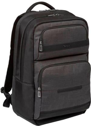 """CitySmart 12,5-15,6"""" Advanced Notebook-Rucksack – Schwarz/Grau"""