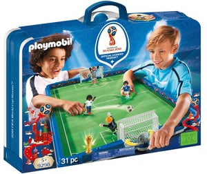 PLAYMOBIL 9298 2018 FIFA CUP RUSSIA AREN