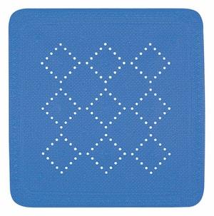 Alaska 55x55 Bleu