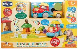 ABC treno dell'avventura Chico (IT)