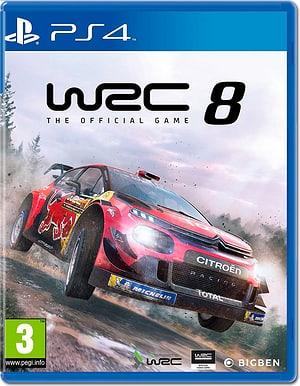 PS4 - WRC 8 D