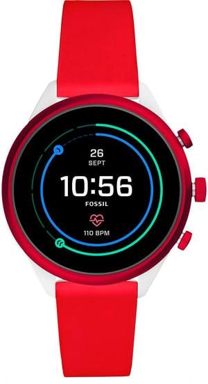 Sport Smartwatch 41 red