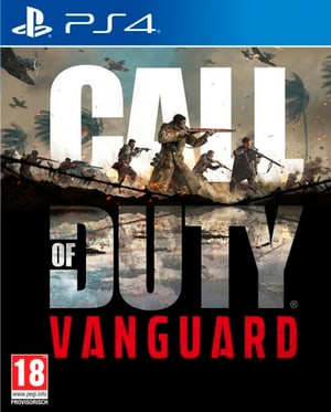 PS4 - Call of Duty: Vanguard D