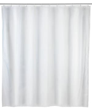 Tenda doccia tinta unita bianco 240x180 cm, PEVA