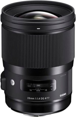 28mm F1.4 DG HSM Art Canon