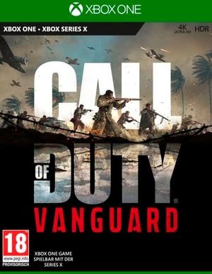 XONE - Call of Duty: Vanguard F