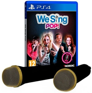 PS4 - We Sing Pop! incl. 2 Micros F