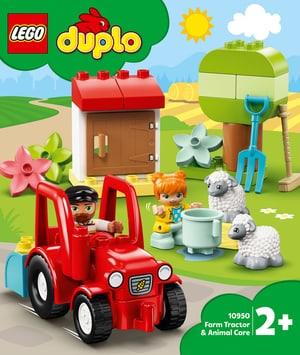 Duplo 10950 Le Tracteur et les animaux