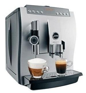 L-MACHINES A CAFE IMPRESSA Z7 ALU JURA