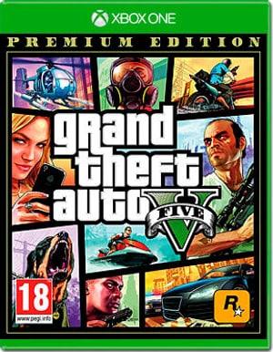 GTA V Premium Edition [XONE] (D)