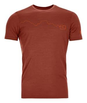 120 Tec Mountain T-Shirt M