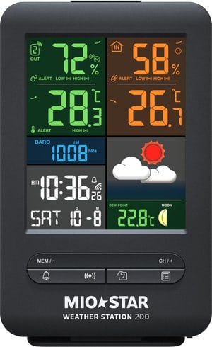 Weather Station 200