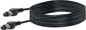 Cable d'onde lumineuse 3m noir