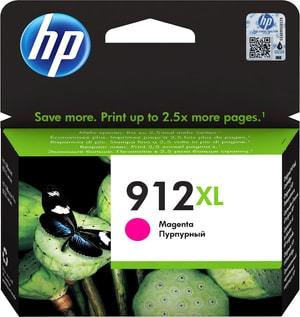 HP cartouche d'encre 912XL 3YL82AE magenta