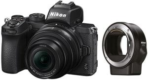 Z 50 Kit 16-50mm 3,5-6,3 VR DX+FTZ